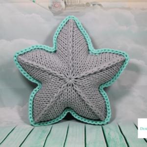 Poduszki dekoracyjne w kształcie gwiazdy 36 cm -dostępne